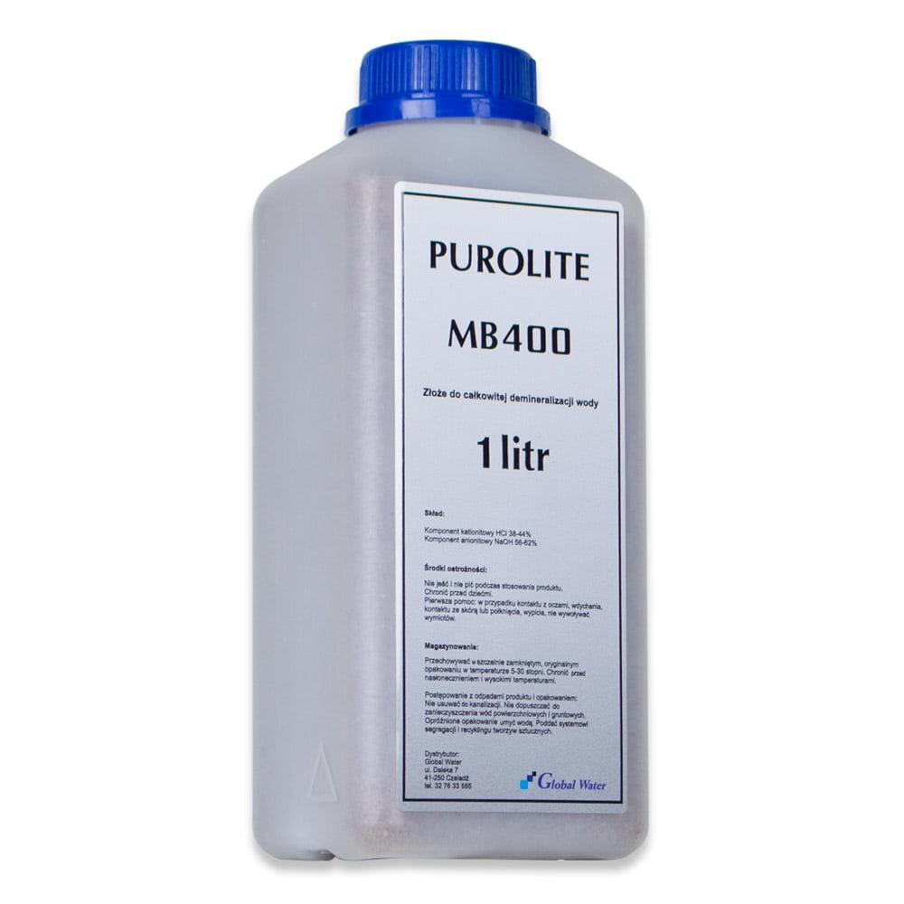 zloze purolite mb400